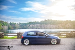 Volkswagen golf MK6 stoney cove BBS